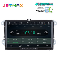 9 Octa Core Android 6.0 OS Special Car Multimedia GPS Radio for Skoda Superb 2008 2015 & Roomster 2006 2015 & Fabia 2007 2014