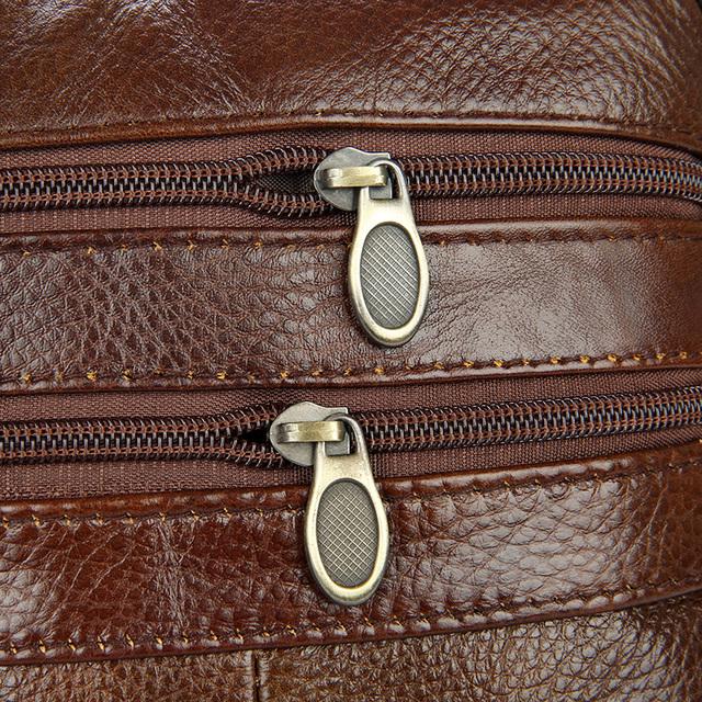 Cow Leather Crossbody Bag