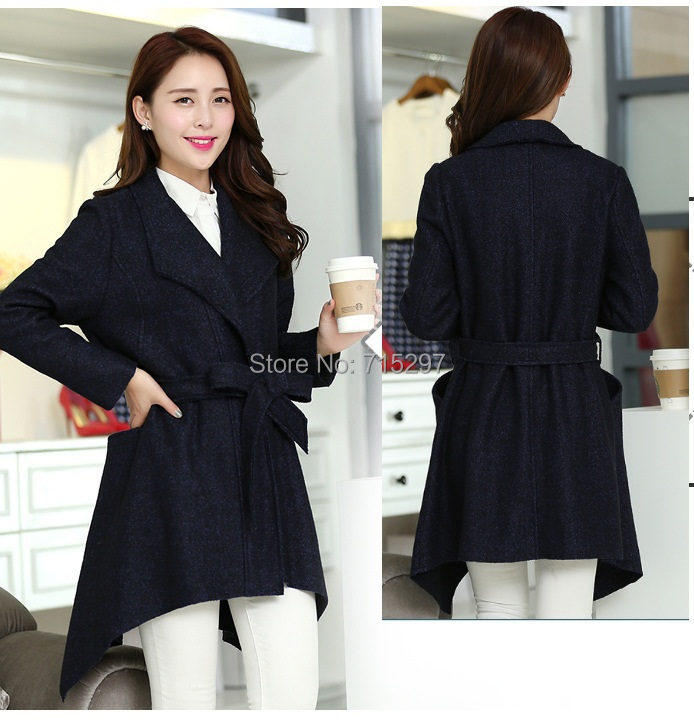 Popular Pea Coats Womens-Buy Cheap Pea Coats Womens lots from ...