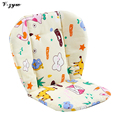 Cartoon Cotton Baby Carriage Stroller Accessories Seat Cushion Infant Pillow Pram Pad Child Lunch Chair Cushion SC002