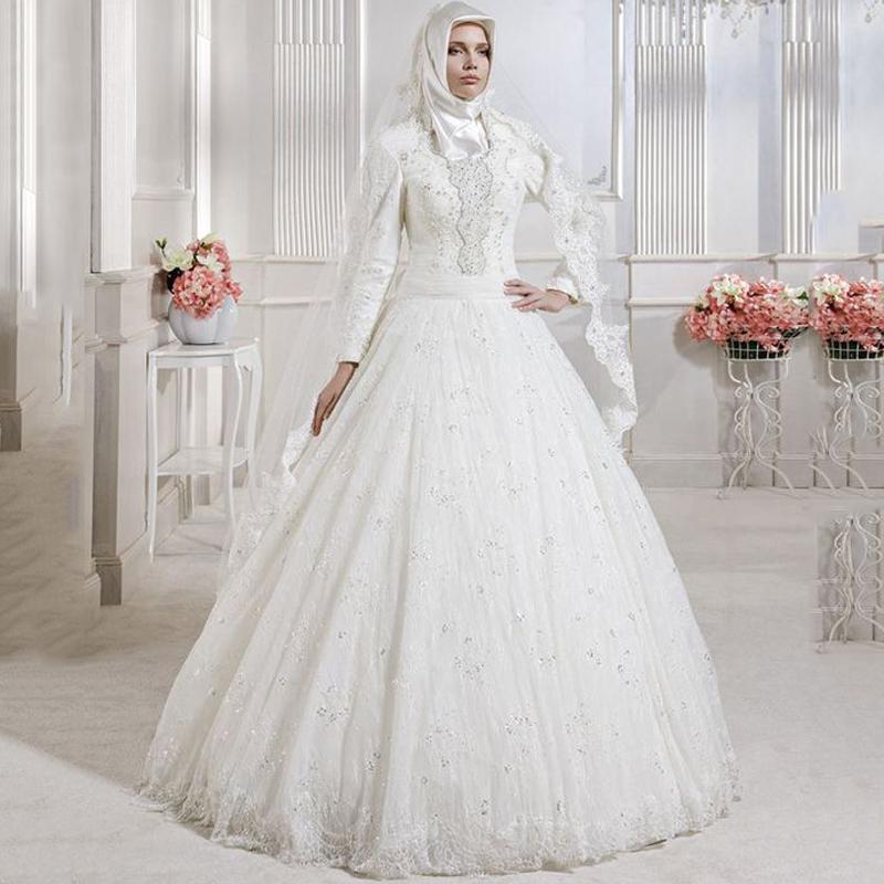 modernos vestidos de novia musulmana arabia rabe vestidos de novia formal de los vestidos de boda