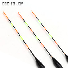 3pcs Led Electronic Fishing Float + Battery Night Vision Electric Float Light Battery Fishing Tackle Luminous Electronic Float