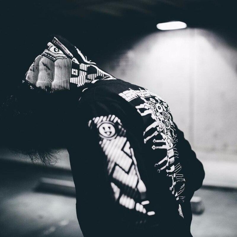 Men Hoodie Sweatshirt Tracksuit Jacket (3)