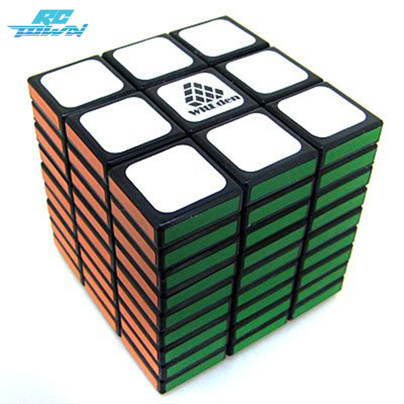 RCtown 3x3x9 Professional Cube Strange-shape Magic Cubes Anti Stress  Learning Educational Classic Toys Cubo Magico Zk30