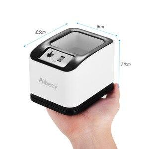 Image 3 - Aibecy 2200 1D/2D/QR Codeสแกนเนอร์CMOSภาพเดสก์ท็อปเครื่องอ่านบาร์โค้ดUSBเครื่องอ่านบาร์โค้ดOmnidirectionalหน้าจอ
