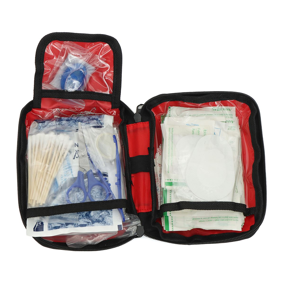 1Set 303 Pieces First Aid kit Emergency Set Kit-A Must Have For Every Family julia peters tang pivot points five decisions every successful leader must make