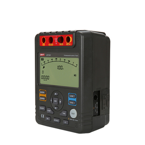 Image 3 - UNI T UT511 1000V 10Gohm Digital Insulation Resistance Testers UT511 Voltmeter Auto Range Megger