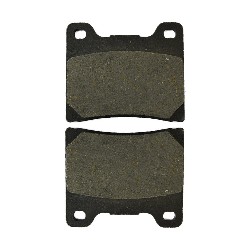 Motorcycle Parts Rear Brake Pads For YAMAHA FZR750 FZR 750 Genesis 1987 Motor Brake Disk# FA88 2 pairs motorcycle brake pads for yamaha fzr 750 fzr750 genesis 1987 1988 sintered brake disc pad