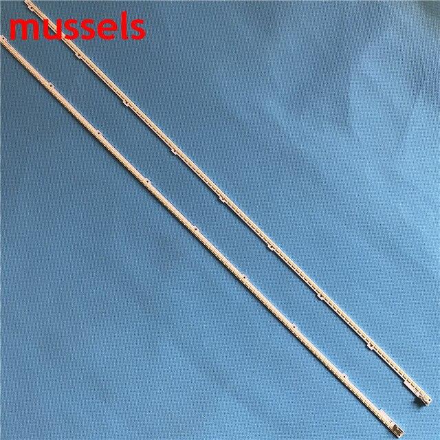 LEDBacklight قطاع لسامسونج 55TV 100lamp680mm UA55D6600 BN64 01664A LTJ550HW01 V UA55D6000 UA55D6400 2011SVS55 LTJ550HW03 H