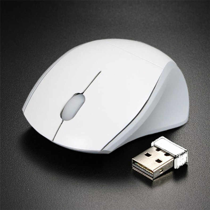 5ffb9c2992a Realiable 2.4GHz Mice Optical Mouse Cordless USB Receiver PC Computer Wireless  for Laptop Portable wireless