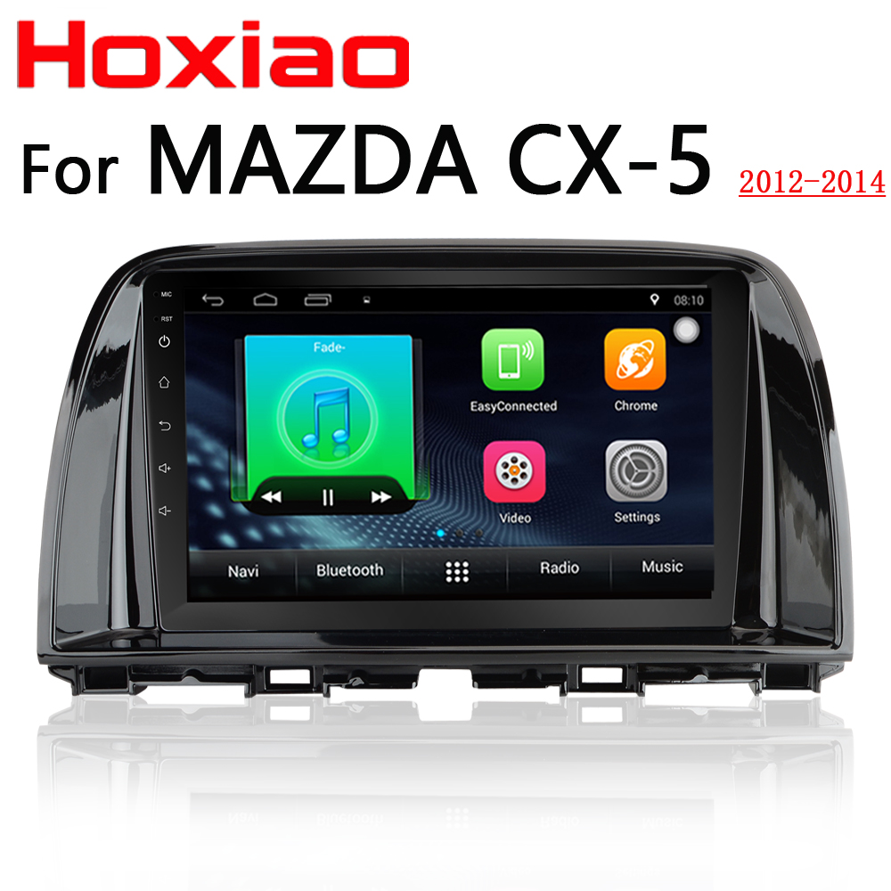 Android Car Radio for MAZDA CX-5 CX5 CX 5 2012-2014  9 inch 1024*600 wifi Bluetooth video audio Multimedia 2 din car dvd player