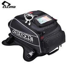 CUCYMA Waterproof Motorcycle Bag Tank Bags Moto Multifunction Luggage Universal Motorbike Oil Fuel Tank Bags Oxford Saddle Bags