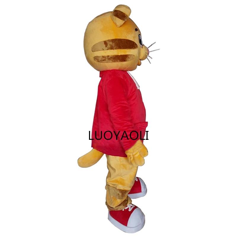 Vender como tortas calientes Traje de la mascota del tigre de Daniel - Disfraces - foto 2
