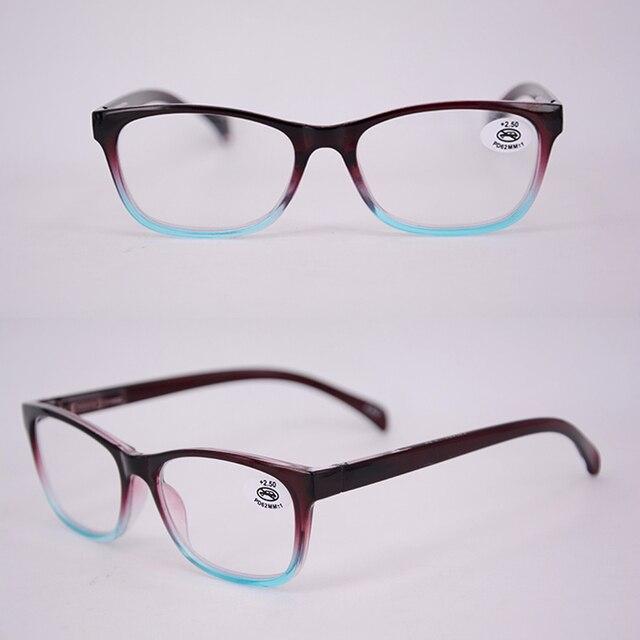 49598dcd6b Gafas de lectura de moda de diseñador para mujer, Venta caliente con bolsa  y paño