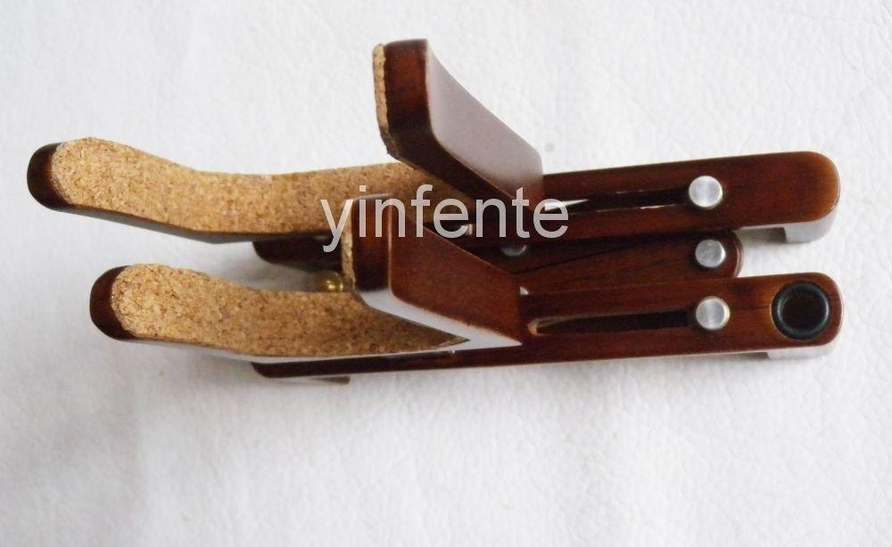 Solid wood Body . Violin holder . Easy Use . Protect Violin. Viola body solid mb507rg