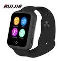 Nova D3 Bluetooth Relógio Inteligente para as crianças da menina do menino Da Apple Android Smartphones SIM suporte/TF Crianças Coração taxa de relógio de pulso