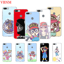 Dr. Slump Arale Printing Protect Phone Case For Huawei Honor 8X 20 9 10 lite 8A Pro 10i 20i 8S V20 Y5 Y6 Y7 Y9 2019 Prime Cover