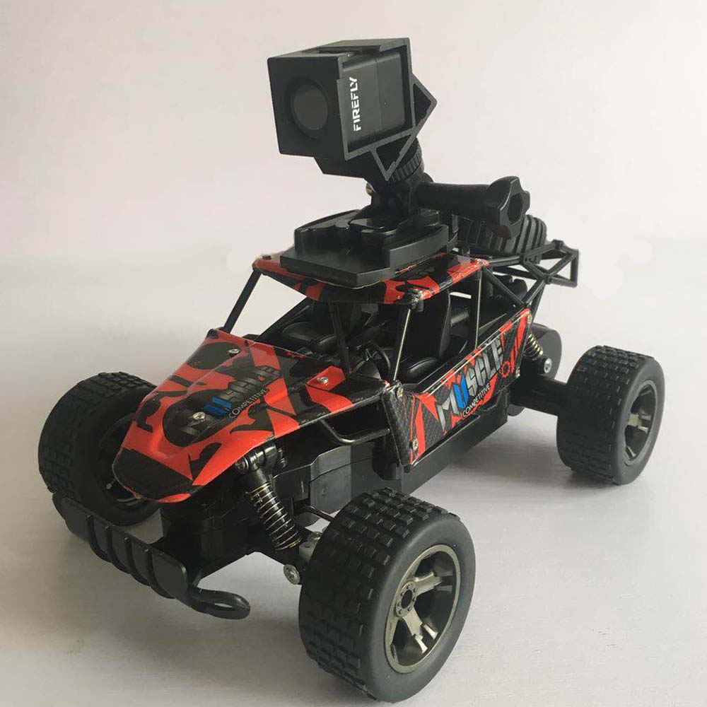 New RC Car UJ99 2.4G 20KM/H High Speed Racing Car Climbing Remote Control Car RC+one Camera+4 Batterys