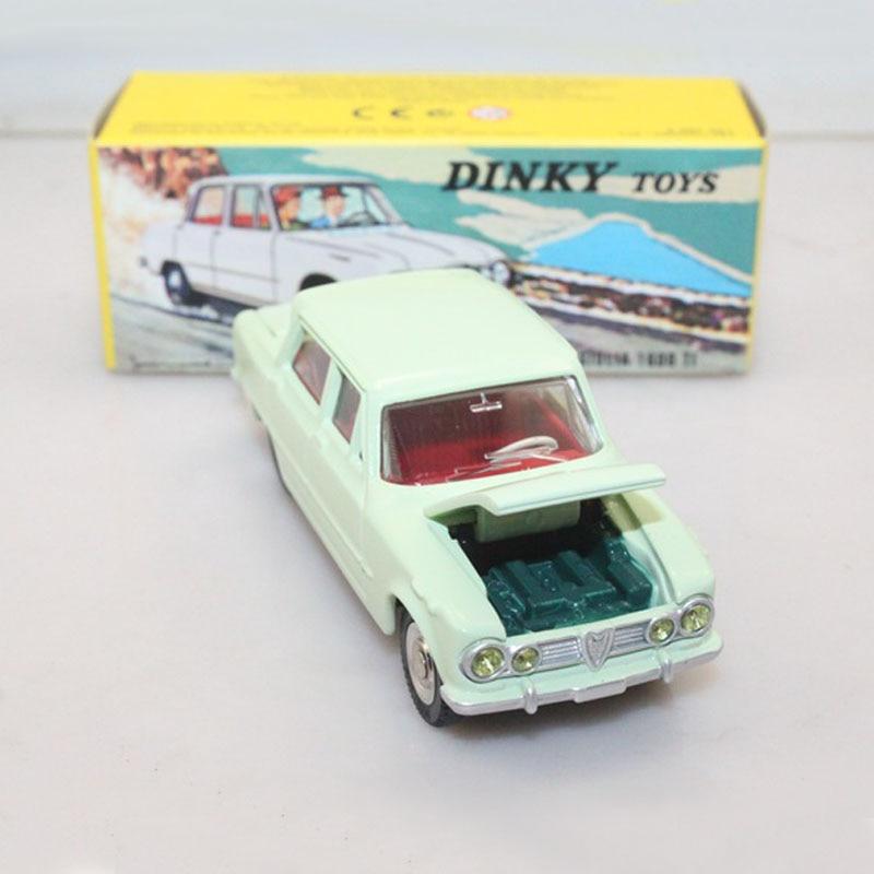 Atlas Dinky Toys Alfa Romeo GIULIA TI Models Cars - Alfa romeo scale models