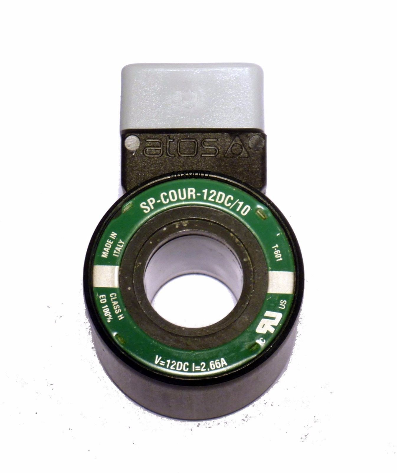 Válvula de bobina de solenoide de ventilación DHU con imán de Atos SP-COUR-12DC Válvula de Osmosis inversa de 4 vías de 1/4
