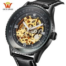 automatique montres luxe OUYAWEI