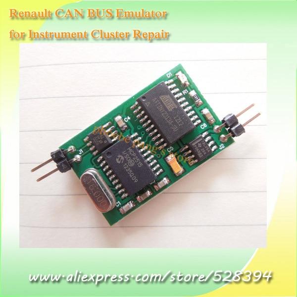 For Renault CAN BUS Emulator for Instrument Cluster Repair