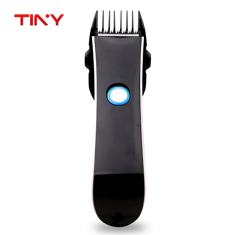 TINY Rechargeable Hair Trimmer Professional Electric Hair Clipper Beard Men Shaver Razor Cordless  Hair Removal Cutting Machine electric shaver hair clipper trimmer professional comb dry rechargeable beard razor shaving cutting machinemenbabyhaircutkit3236