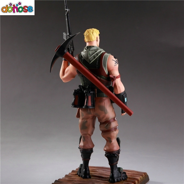 Fortnite Battle Royale joint Changed PVC Action Figure Collection Model Kids Toy Doll 3