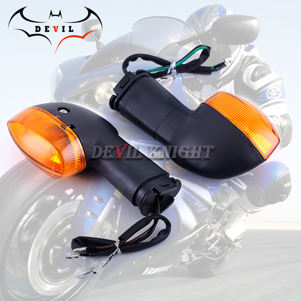 E4 Turn Signal Indicator Light For YAMAHA FZ25 FZ-03 FZ07 FZ09 FJ-09 FZ8 FZ1 Fazer FZ6 N/S/R Motorcycle Accessories Blinker Lamp