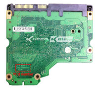 Hard Drive Parts PCB Logic Board Printed Circuit Board 100499510 For Seagate 3 5 SATA Hdd