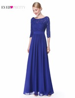 Sexy Long Evening Dresses Gown Ever Pretty HE09016 New Arrival Summer Women Dress Lace Vestidos 2015