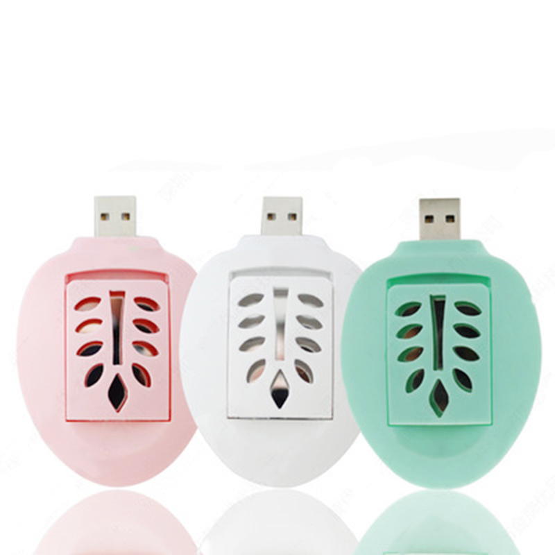 1 set usb electric anti mosquito repellent odorless