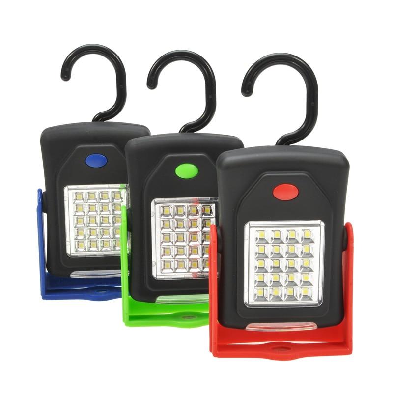 batterie incluse Mince Mini Plat Lampe de poche DEL Directionnelles Lumière Gray New