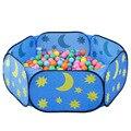 Juegos para niños tienda de juguetes de interior al aire libre portátil cielo azul océano piscina de bolas juego de billar envío libre entre padres e hijos interacción