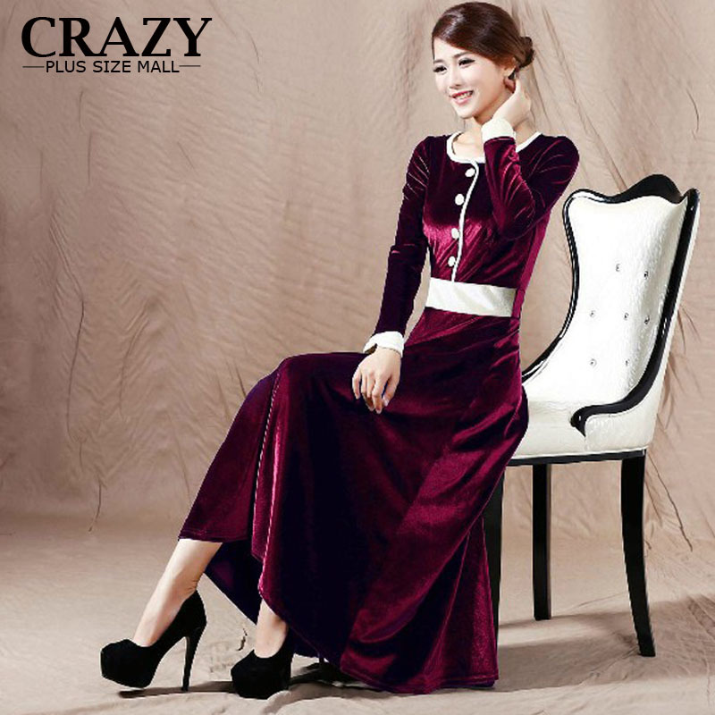 Maxi dress ukuran xl murahiliin
