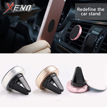 Magnet Magnetic Car Holder For Mobile Phone Cell Stand Mini Air Vent Mount Table Wall Desk