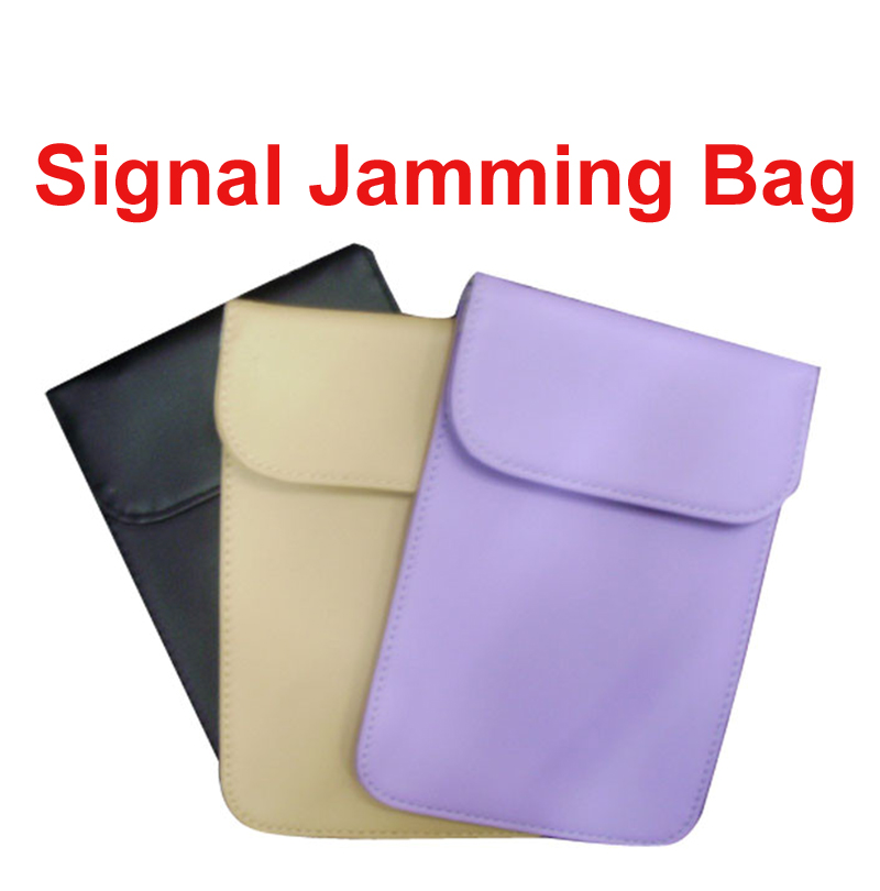 5pcs/lot Anti-Scan Card Sleeve Bag For 5