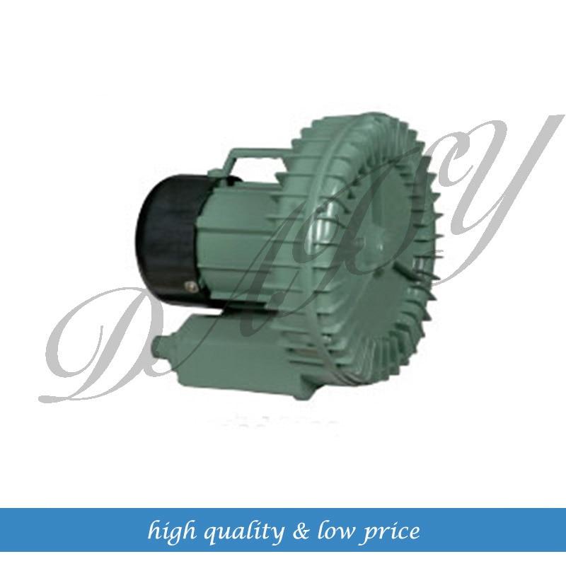90W Special aluminum industrial vacuum high pressure vacuum swirling vortex blower / carpentry pump / pond aerator vacuum pump inlet filters f007 7 rc3 out diameter of 340mm high is 360mm