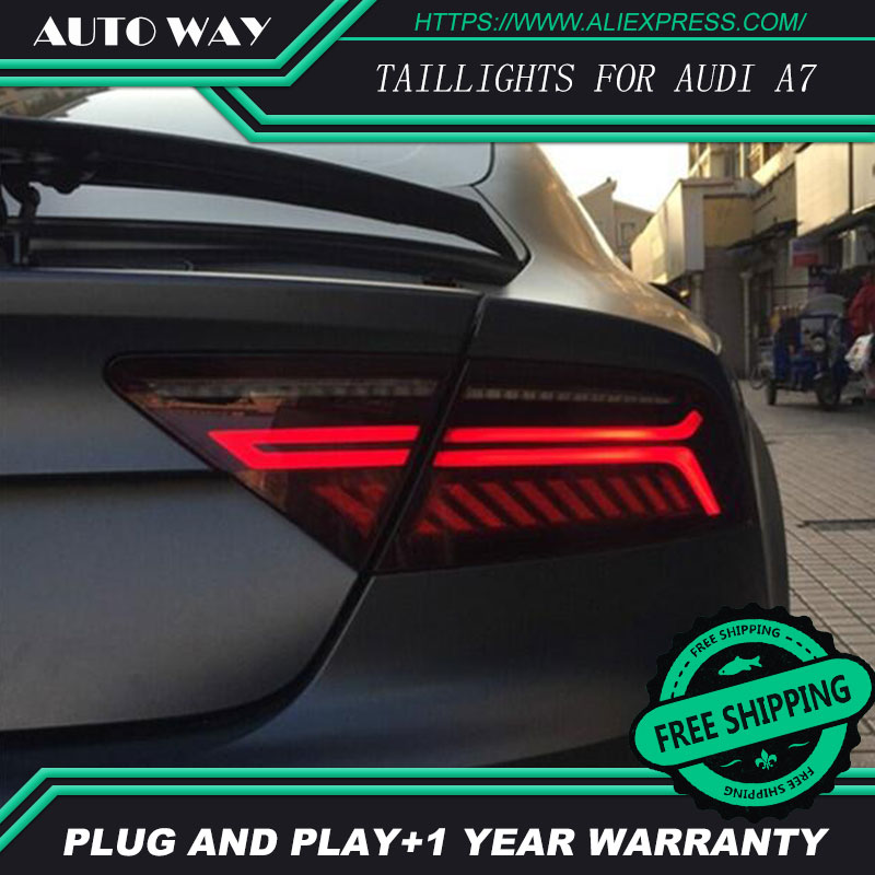 Aliexpress.com : Buy Car Styling Tail Lights Case For Audi