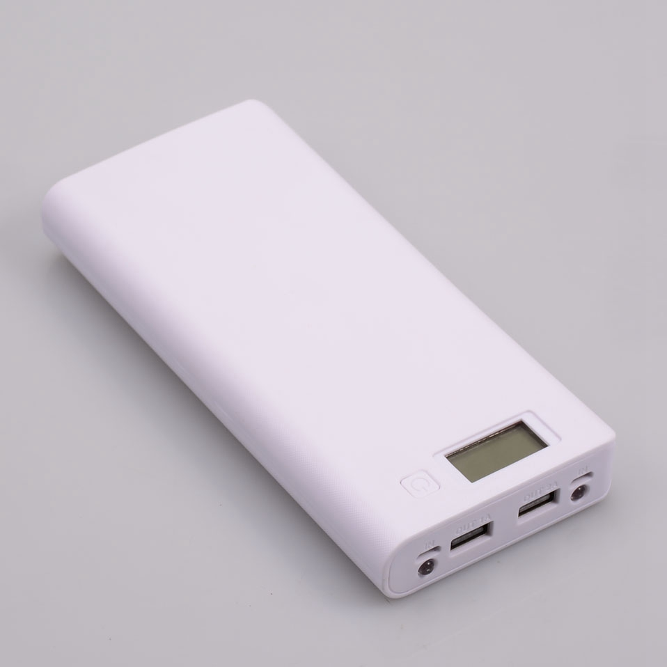 WHAY 5V USB 818650 No Battery Power Bank Shell Case Mobile Phone Charger Box DIY Poverbank For iPhone Xiaomi Pover(No Battery) (2)