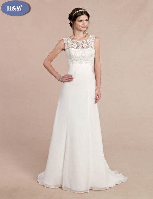 vestido casamento sexy stehkragen spitze chiffon brautkleid ga2226 ...