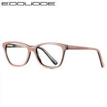 High Quality Acetate Glasses Frame Women Optical Prescription Eyeglasses frame Eyewear цены