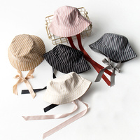 JKP winter and autumn new hat children's caps hats children's boys outdoor shade kids cloth pompom child's hat baby girl hat