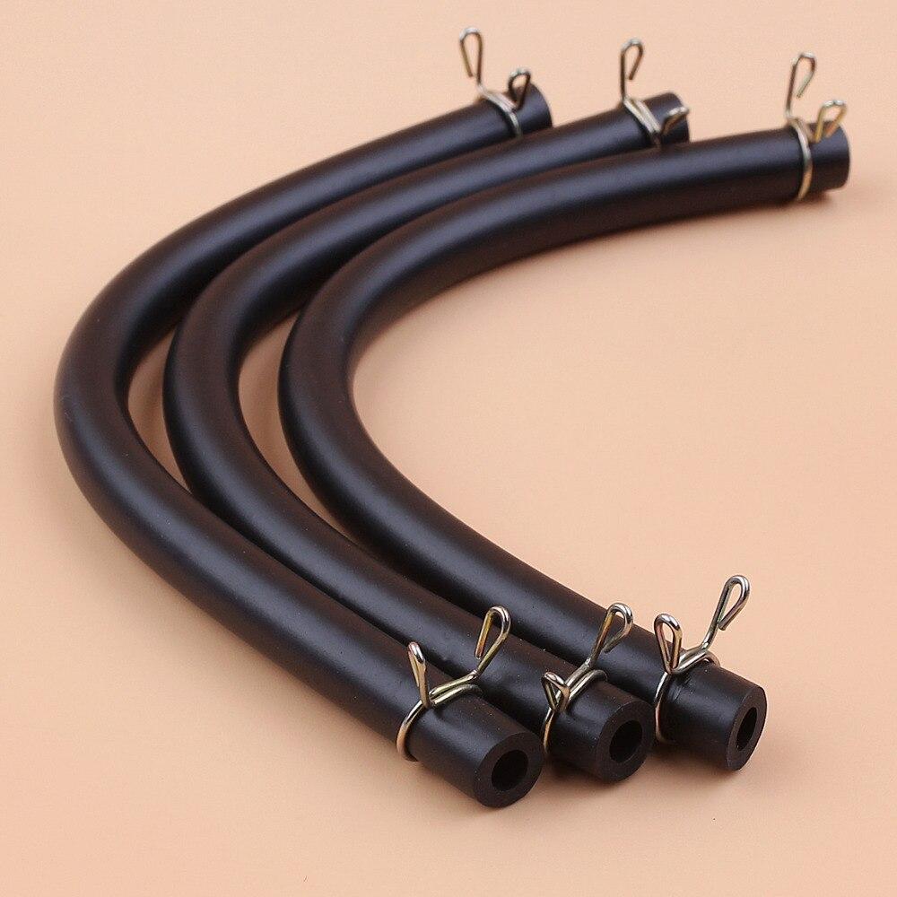 3 teile/los Gas Kraftstoff Schlauch Rohr Für HONDA GX120 GX160 GX200 GX240 GX270 152F 154F 168F 5.5hp 6.5hp Motor Motor generator Trimmer