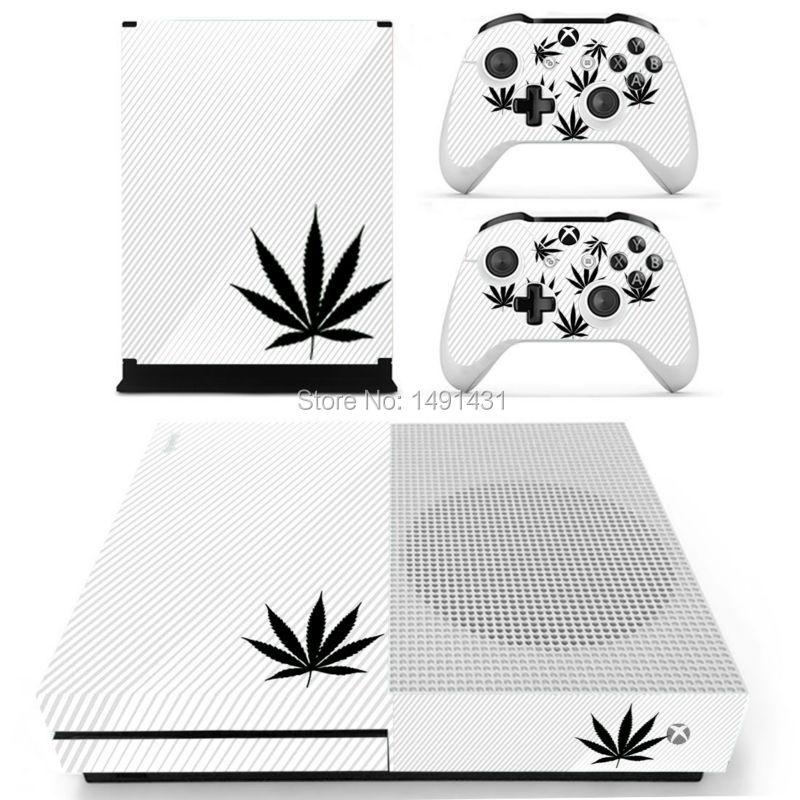 Oststicker Weiß Vinyl Aufkleber Aufkleber Für Xbox One S Für