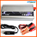 2015 nova TBE 1500 watt 1500 W modificado Sine Wave inversor de energia USB Car Boat DC 12 V a AC 220 - 240 V conversor adaptador Auto