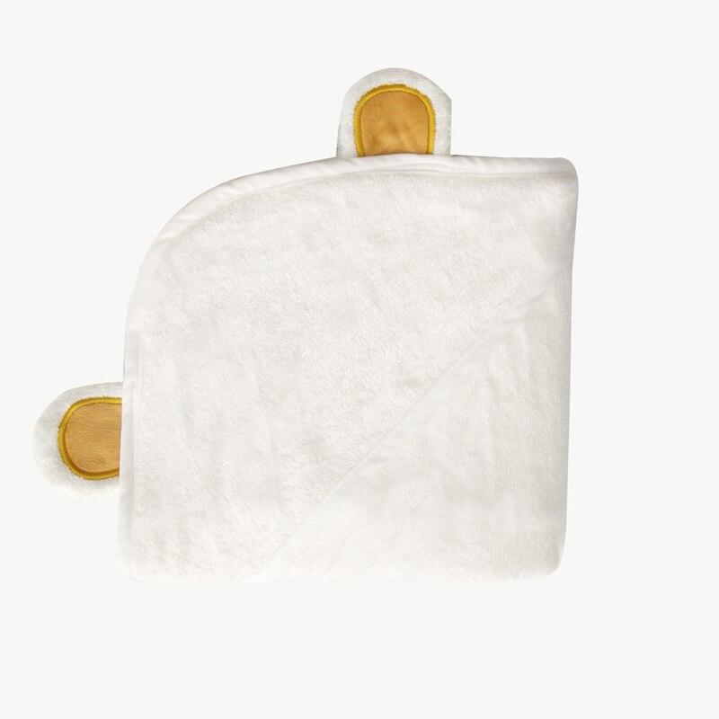 Bamboo Fibre Baby Towels 3