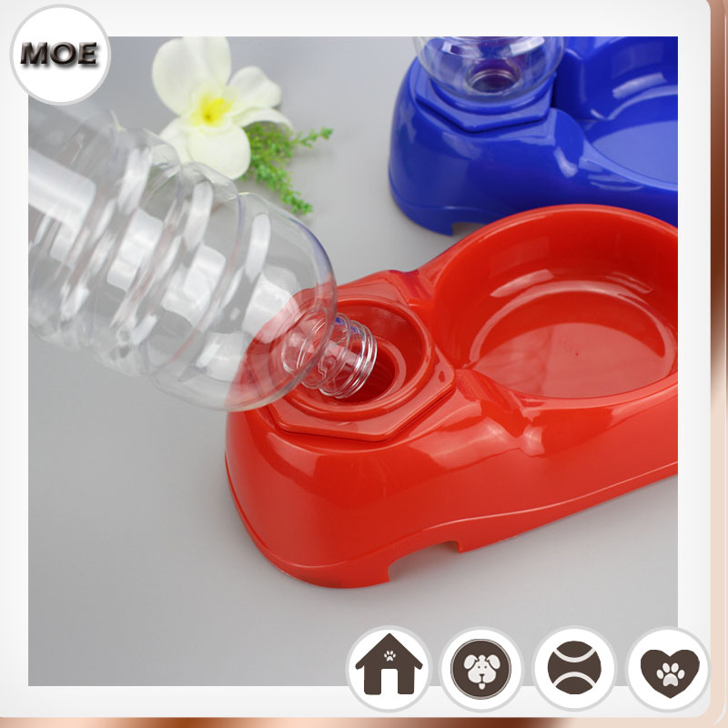 2017 Automatic Bowls For Dogs With Stand Food And Water Container On Sale