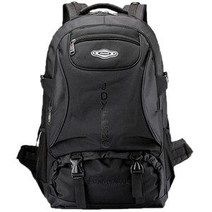 Image 2 - 60Lユニセックス防水バックパック旅行パックスポーツバッグパック屋外登山ハイキング登山キャンプのバックパック男性