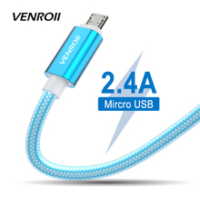 Micro USB Cable Fast Charging Data Sync Kable 1M 2M 3M Phone Charger Cord for Samsung S7 A7 Xiaomi Redmi Note 4 5 One Plus 6 Pro